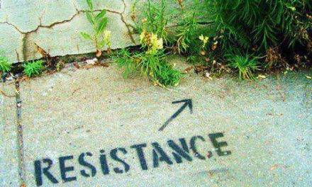 Resistance! Resistance?